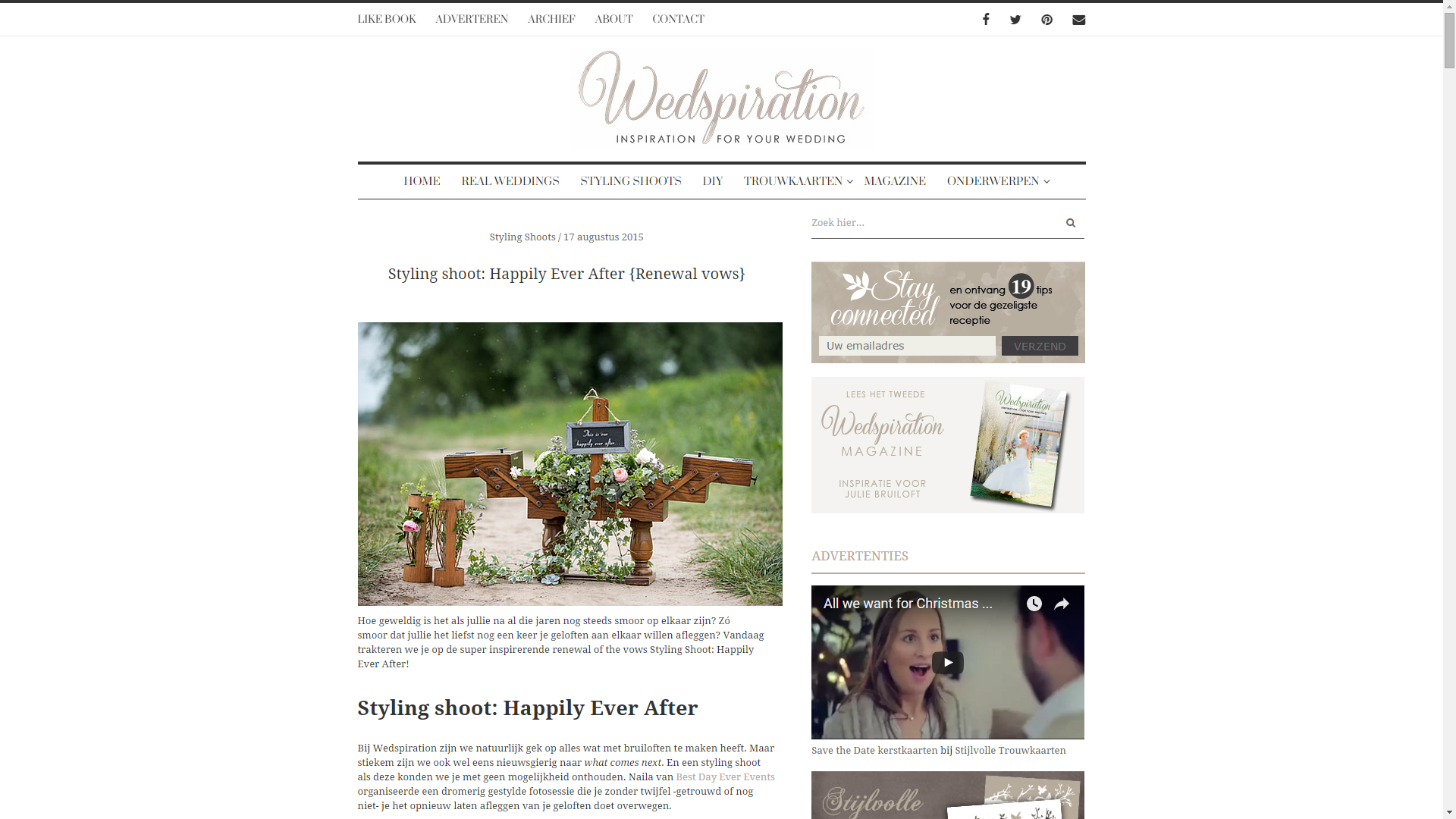 Wedspiration_HappilyEverAfter