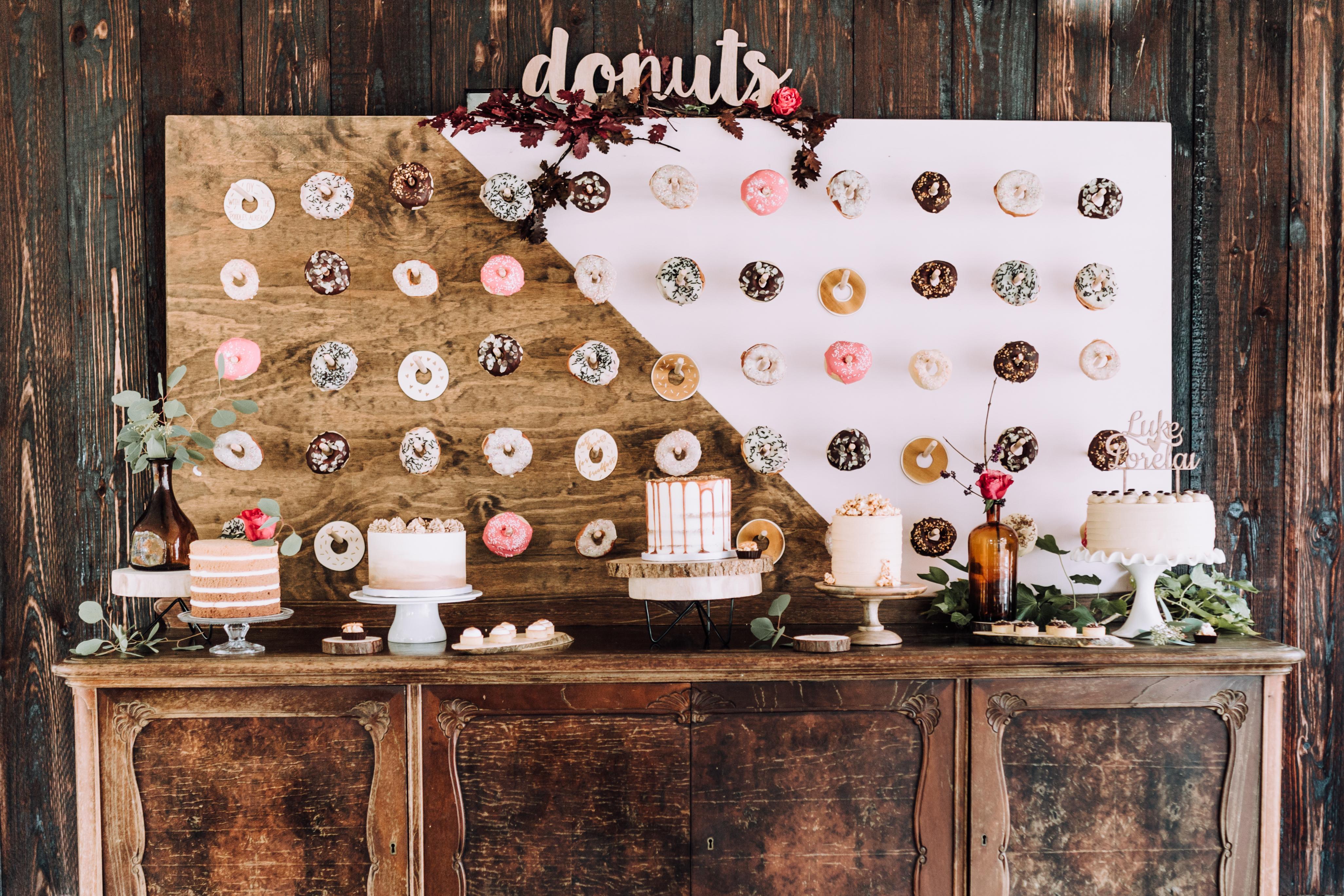 1. Donut wall