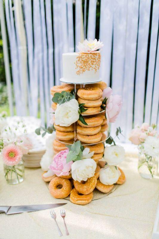 4. Donut toren