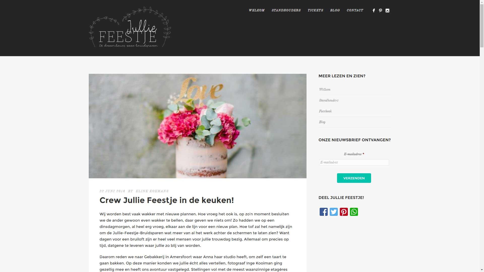 Julile_feestje_in_de_keuken
