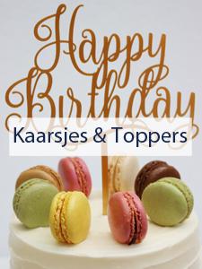 kaarsjes-toppers